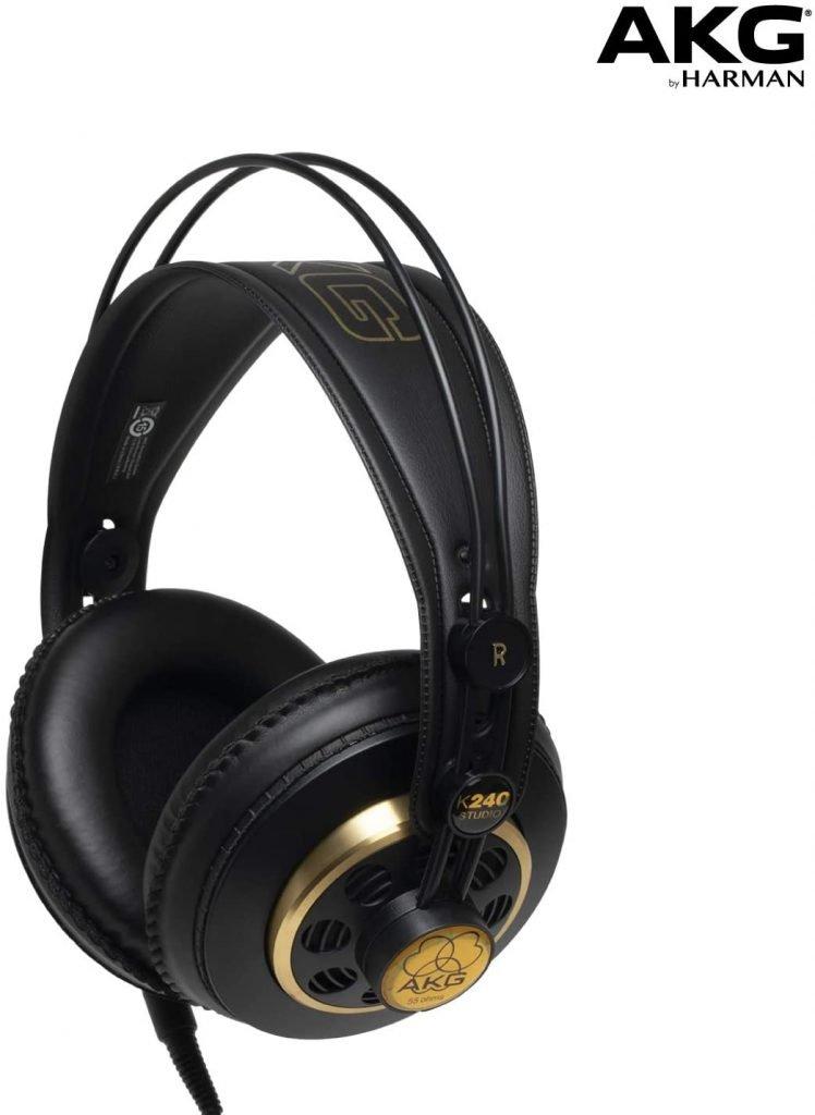 AKG Pro Audio K240 STUDIO headphones - best mixing and mastering headphones under $100