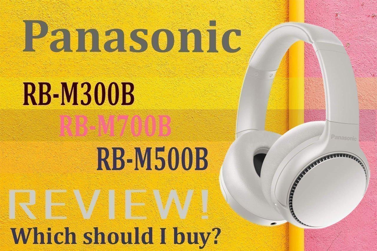 Panasonic RB-M300B review