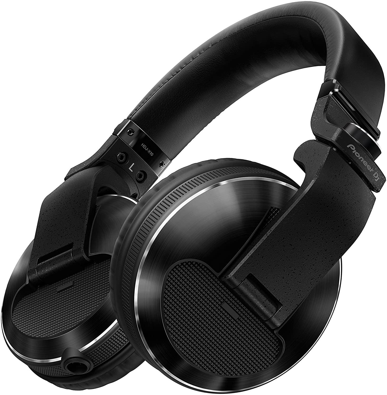 Pioneer HDJ-X10-K Black headphones