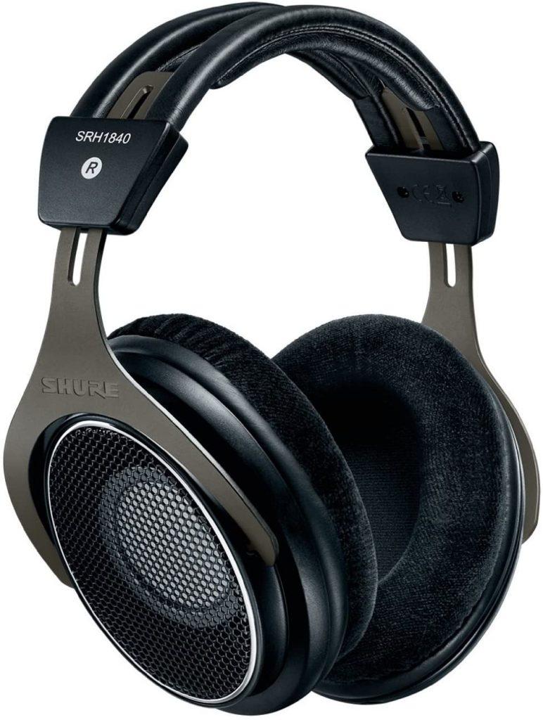 Shure SRH1840 - best studio headphones under $500