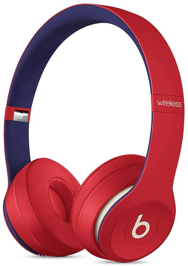 Beats solo 3 club red