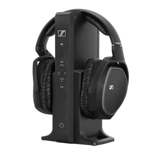 Best bass headphones Sennheiser RS 175