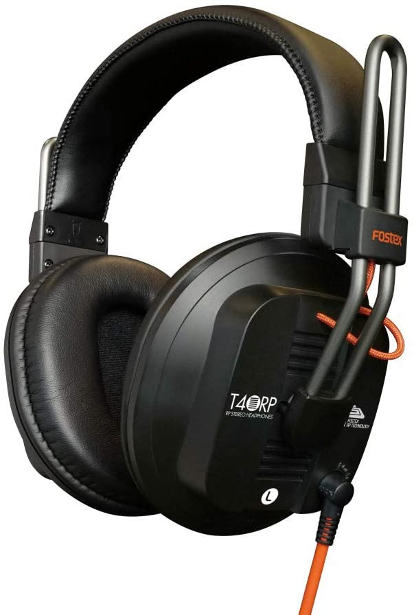 16. Best Bass Studio Headphones: Fostex T40RP MK3 (Closed-Back) at Amazon