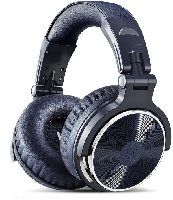 OneOdio Over Ear Headphone, Wired Bass Headsets