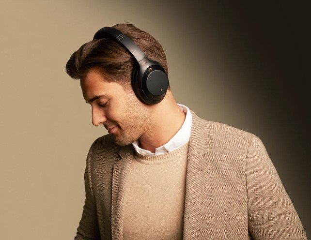 Sony WH1000XM3 Best Noise canceling bass headphones