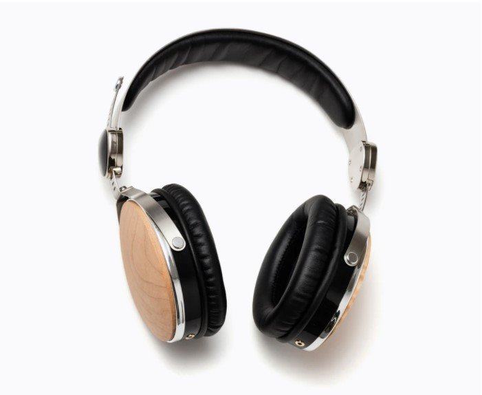 27. Symphonized Wraith 2.0 Premium Genuine Maple Wood Over-Ear Headphones (Wired) at Amazon