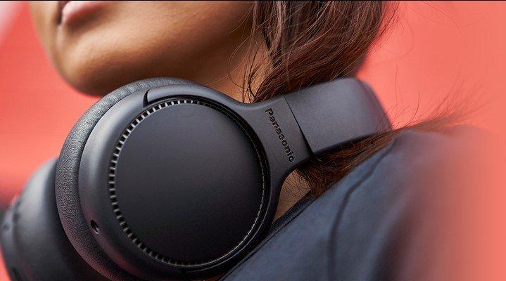 Panasonic Rb-500 best deep bass headphones wireless
