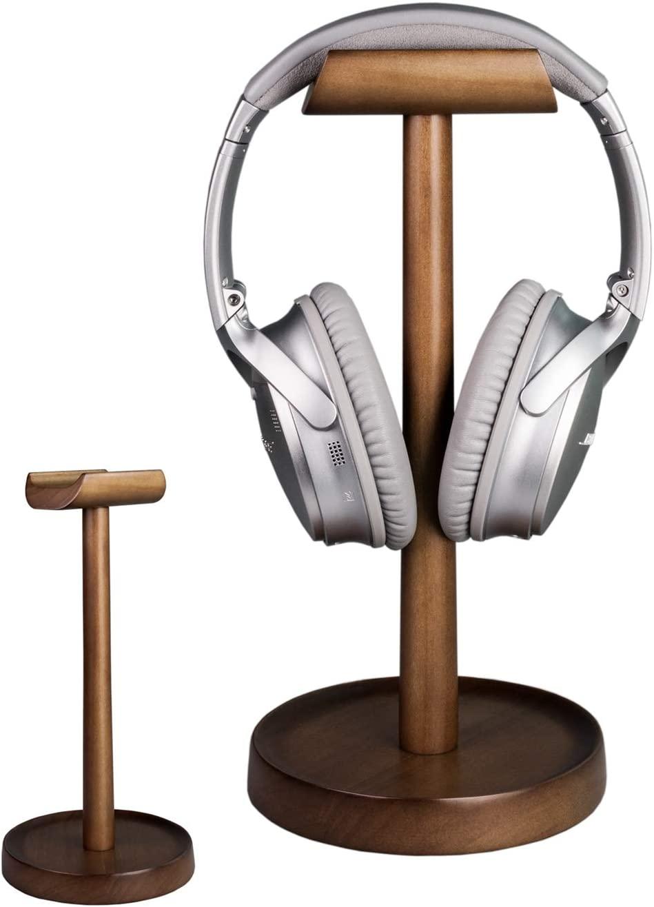 Artinova Wooden Headset Holder