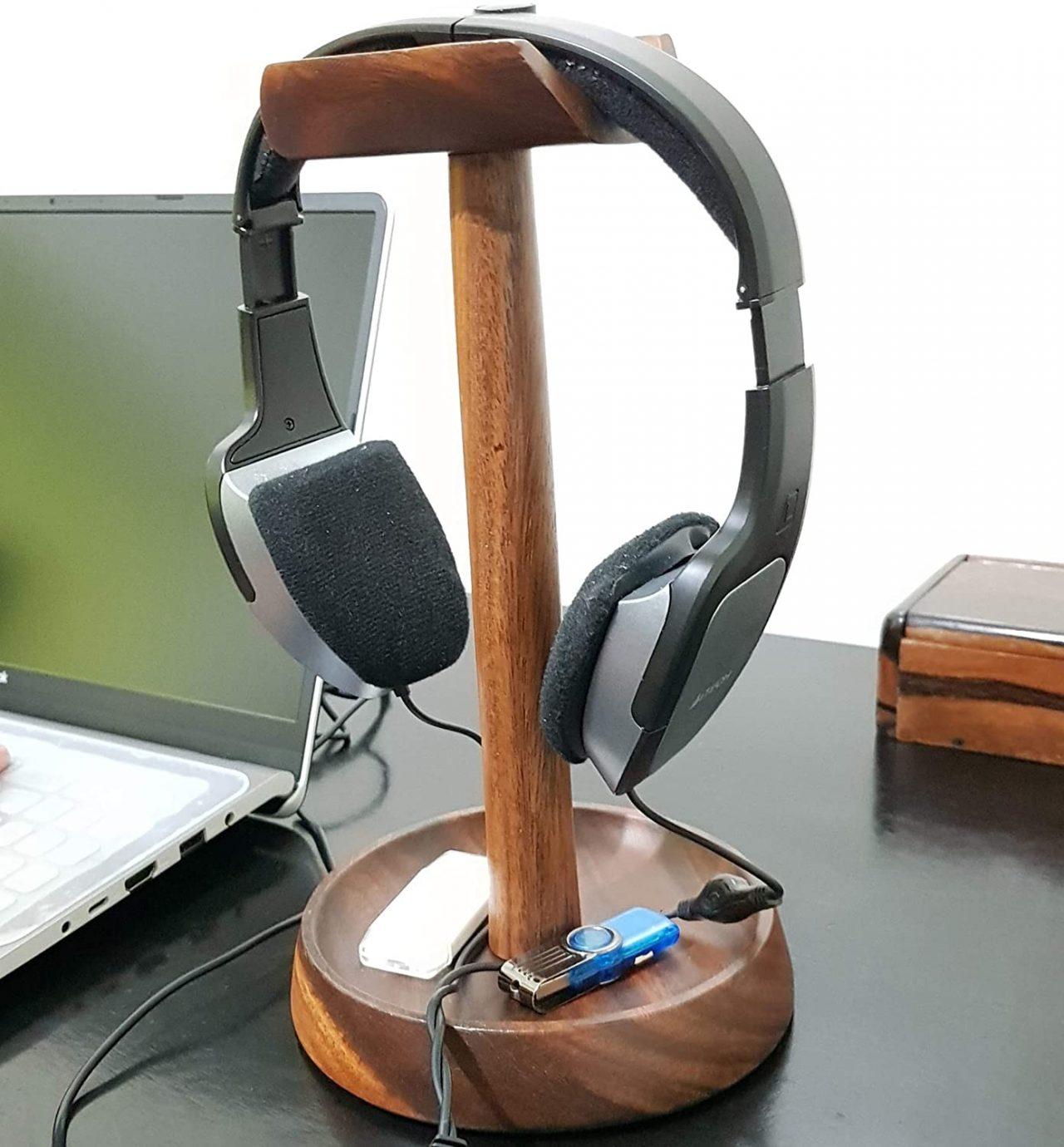 Wrightmart DIY Headphone Stand Holder
