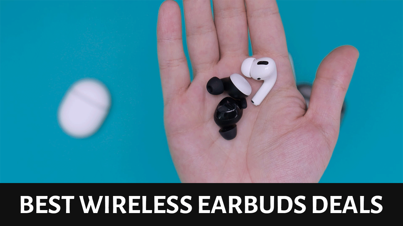 The best wireless earbuds deals of the day