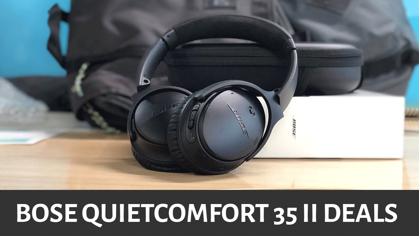 Bose QuietComfort 35 II deals