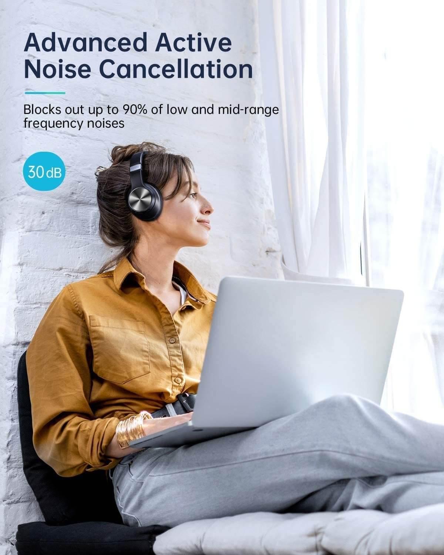 VANKYO C751 Review - Over Ear Wireless Bluetooth Headphones Design test