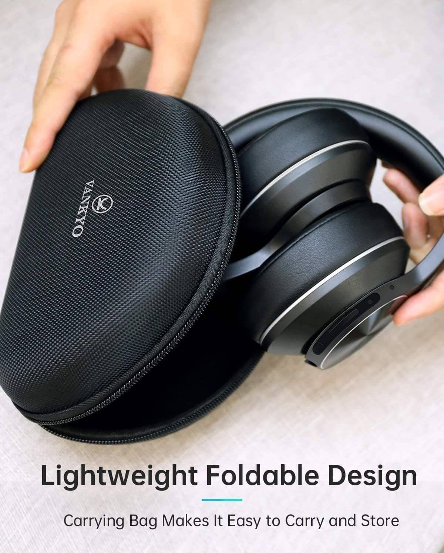 VANKYO C751 Over Ear Wireless Bluetooth Headphones