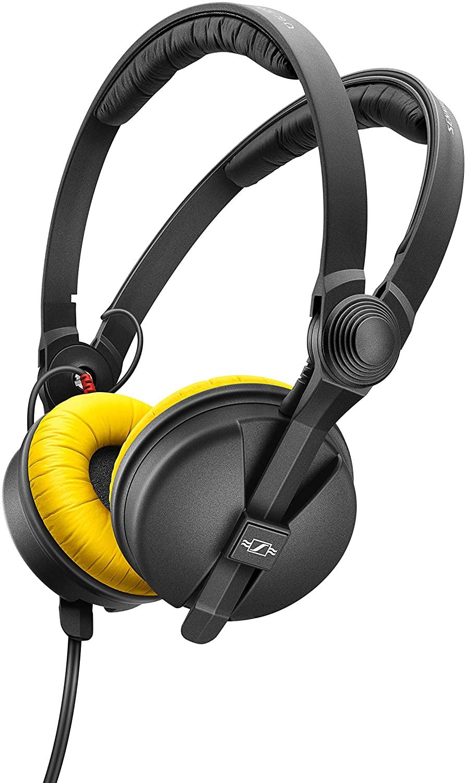 Sennheiser HD 25 Yellow [Limited Edition]