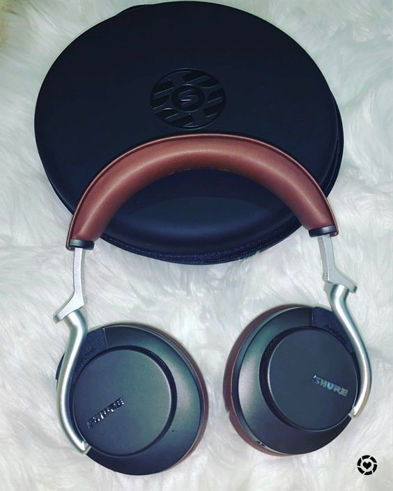 Shure AONIC 50 Wireless Noise Cancelling Studio-Quality Headphones