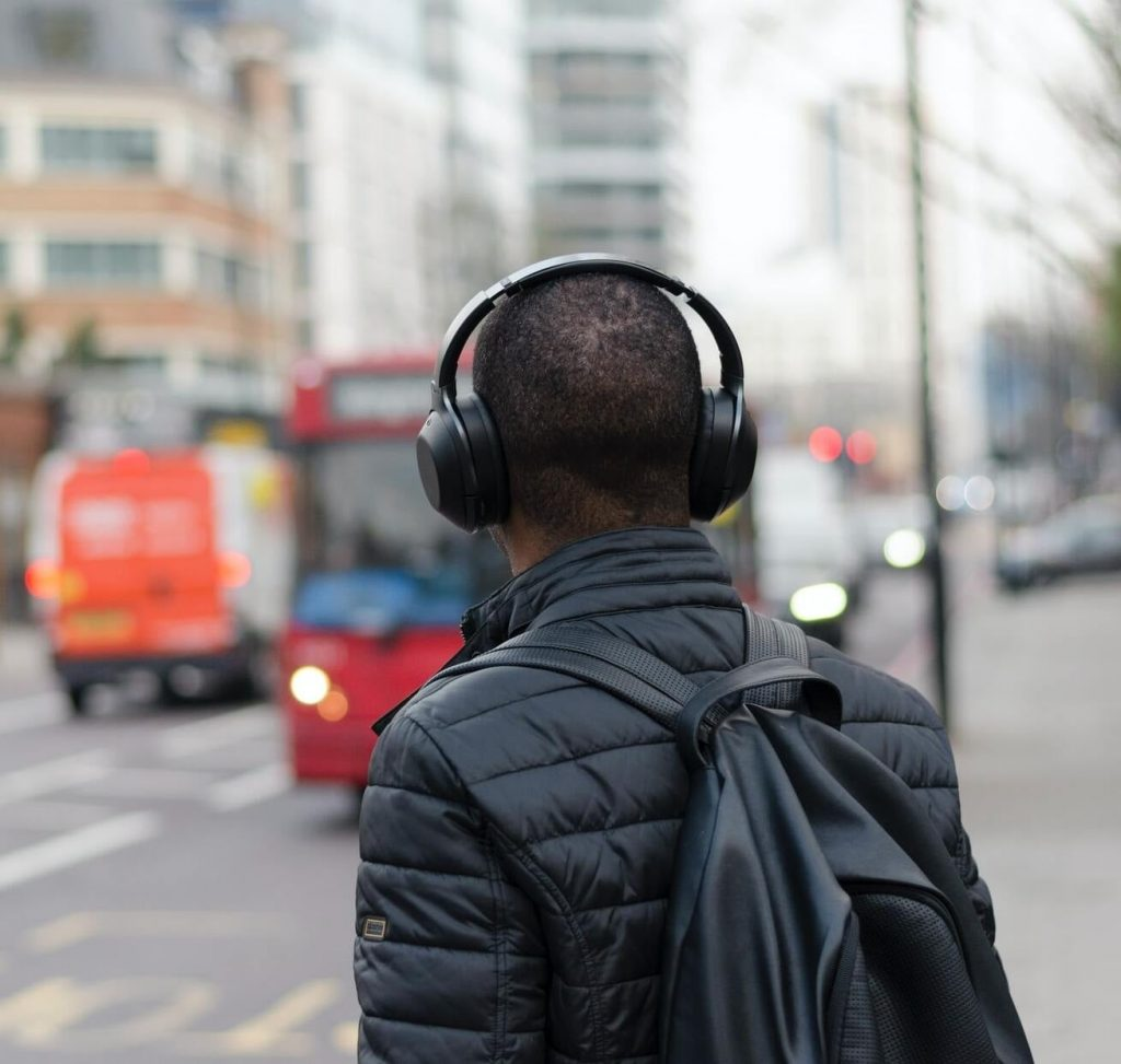 Top Active Noise Canceling Headphones for Travel: Sony WH-1000XM4
