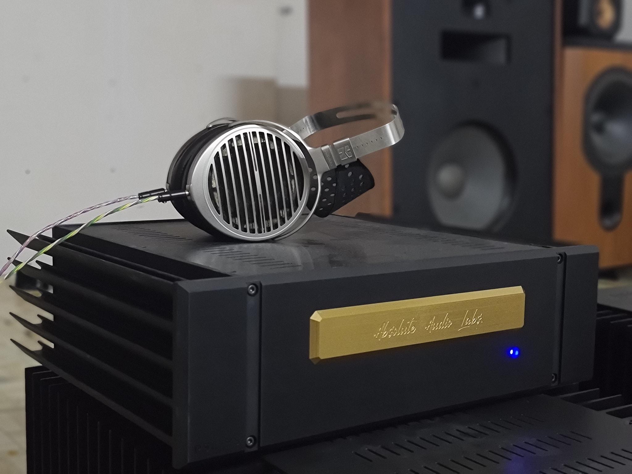 HiFiMan Susvara audiophile systems