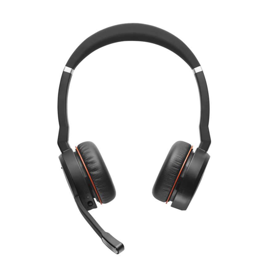 Jabra Evolve 75 UC - Best wireless headset with mic for zoom meetings