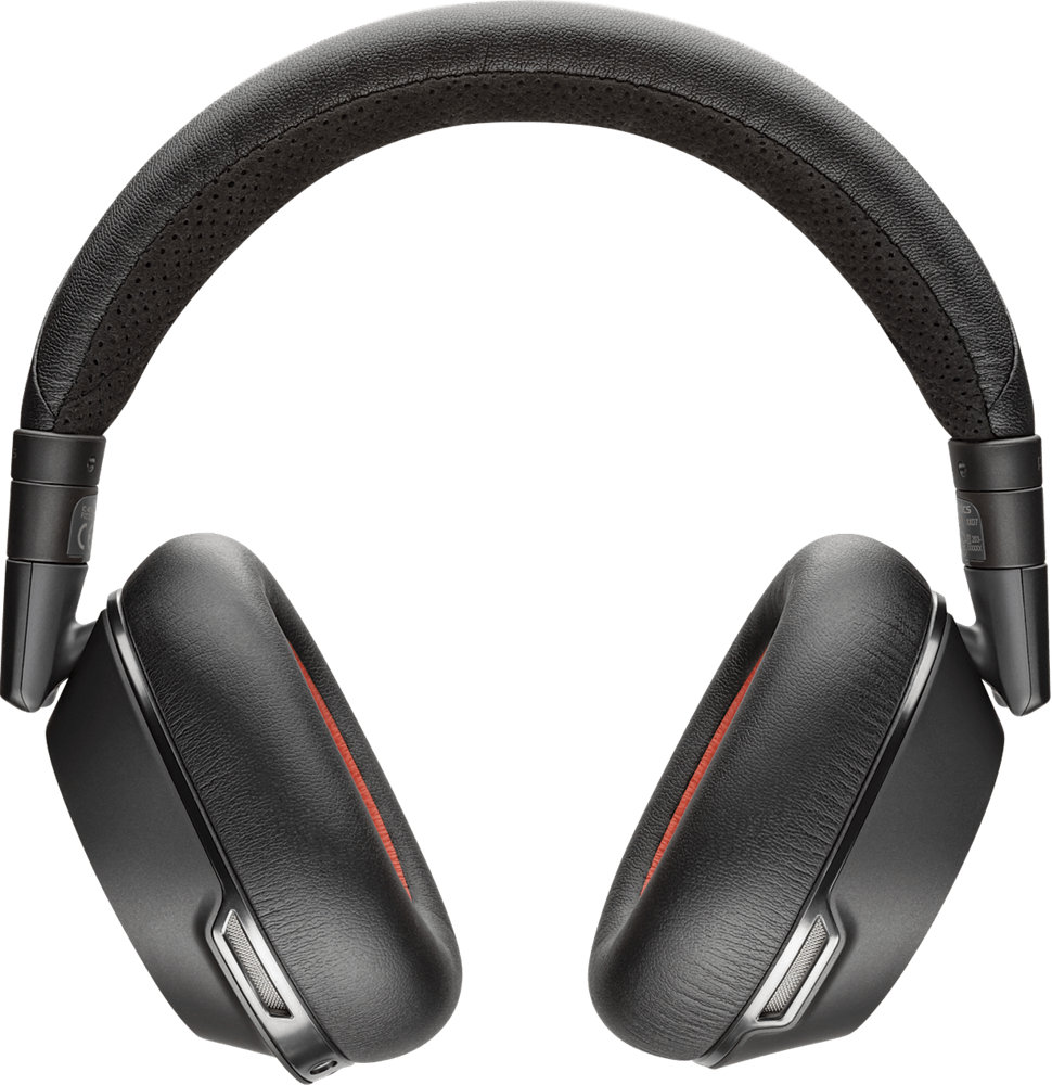 Plantronics Voyager 8200 UC (Poly) - The best wireless headset for zoom meetings