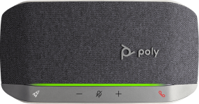 Poly SYNC 20 USB-A Speakerphone wBonus Charger - for Streaming VoiceVideo, Distance Learning, Remote Work, School,Conferencing Apps