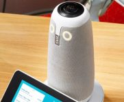 Meeting Owl Pro 360-Degree 1080p HD Smart Video Conference Camera, Microphone, and Speaker