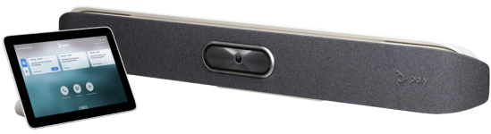 Poly Studio X50 All-in-one Video Bar 4k Conferencing System