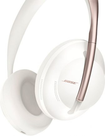 Bose 700 Noise Cancelling Wireless Bluetooth Headphones (White color) at Amazon